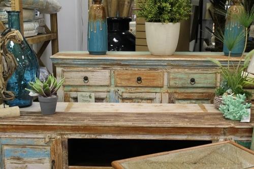 Reclaimed Wood Furniture - Vero Beachs Sunshine Furniture