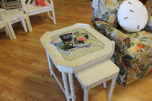 Nice Vero Beachu0027s Sunshine Furniture  Occasional Tables