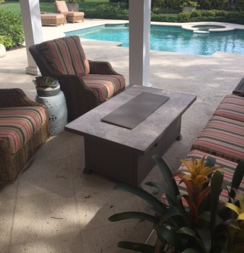 Vero Beach S Sunshine Furniture Firepits