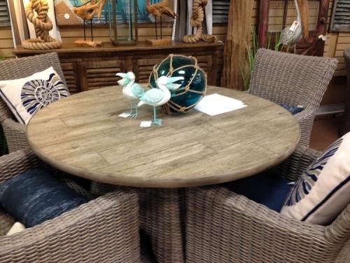 Outdoor Casual Furniture Showroom